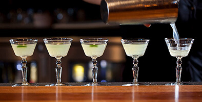 menu beverage service 1