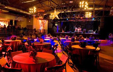 venue warehouse live